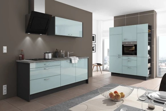 Küchenarbeitsplatte in Stein-Optik - vielseitige Gestaltungsoptionen