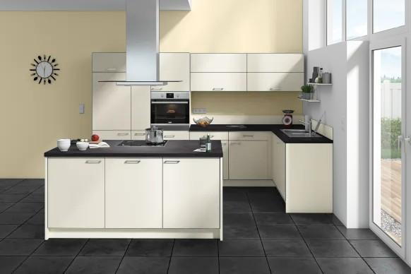 Express Eck Insel Küche Insel Eck 335 X 187,7 Cm   Möbelix Küchen  Online Shop